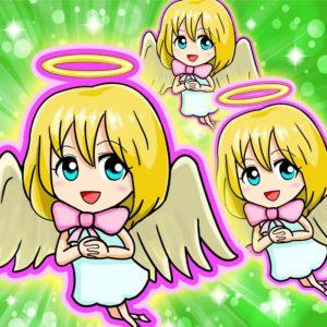 【ダブルジャッジ!天使3獲得!】 まどマギ&まどマギ2が揃って好調ぶりをアピール! その他ハナビを筆頭に十字架4、天晴モグモグにも天使が笑顔で舞い降りる! 6月16日(日) Vmax