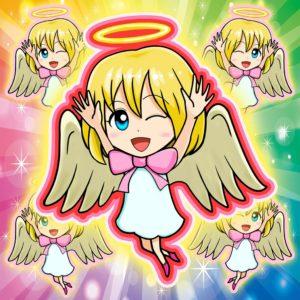 【ダブルジャッジ!4連続天使5獲得!】 天使の笑顔が炸裂! 番長3&まどマギから好記録! 多数ジャグラーシリーズやバラエティからも見事な結果を確認! 2月11日(月) パーラーウェーブ薬円台